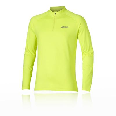 Asics Essentials media cremallera Winter camiseta de running