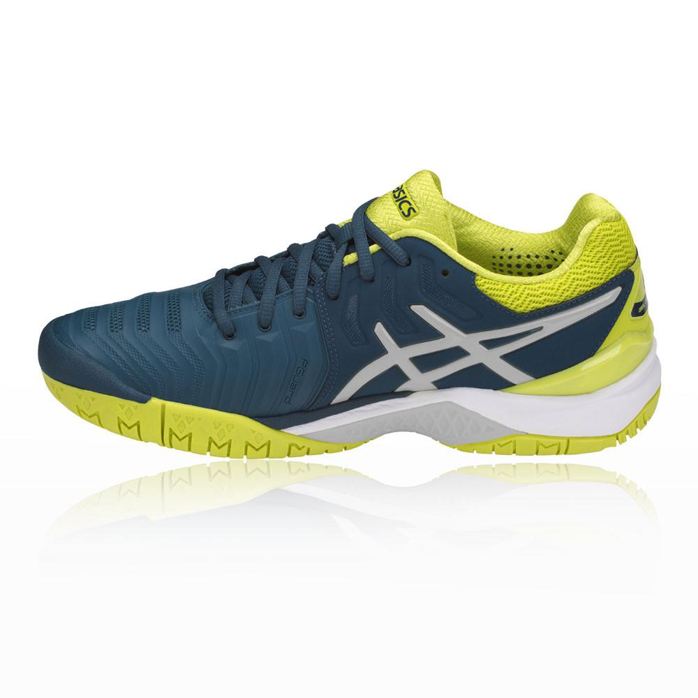 Sport De Resolution Hommes Gel Asics Chaussures 7 Tennis Baskets wY0T1xHq