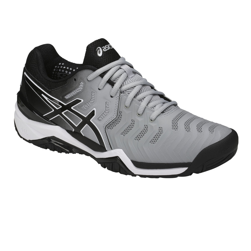 Détails sur Asics Mens Gel Gel Léger Resolution 7 Chaussures Sports de tennis Gris Sports Respirant Léger 874bdd6 - freemetalalbums.info