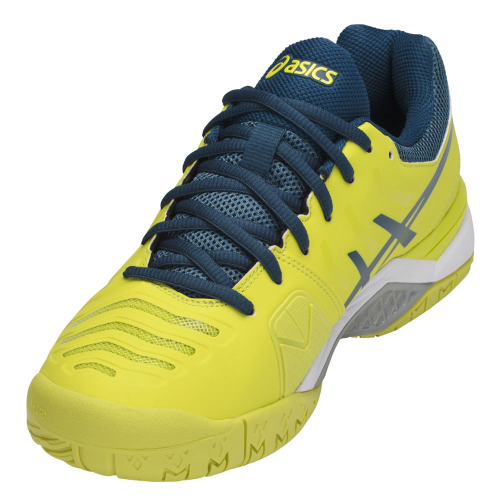 Hombre 11 Amarillo challenger Transpirable Tenis Gel Asics Deporte Zapatos FxfwqPPd