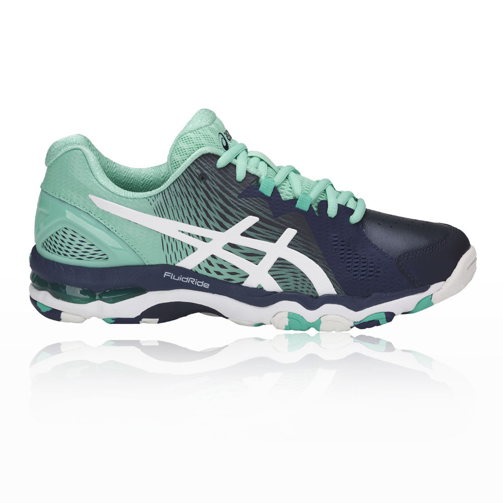 Asics Gel-Netburner Super 8 per donna scarpe da netball - SS18