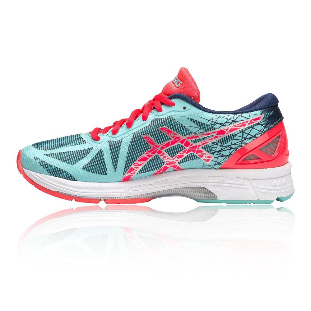 Baskets Afficher D'origine Gel Trainer 21 Détails Bleu De Rose Course Chaussures Sport Le Titre Sneakers Femme Ds Sur Asics f7gyvYb6I