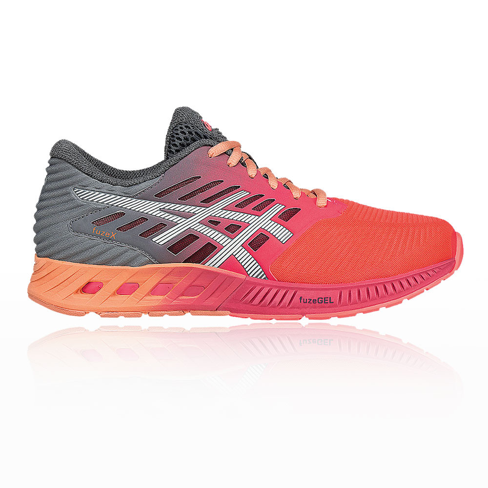78c7d4434bf Image is loading Asics-Womens-Fuze-X-Running-Shoes-Trainers-Sneakers-