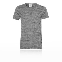 Asics Heather Short Sleeve T-Shirt