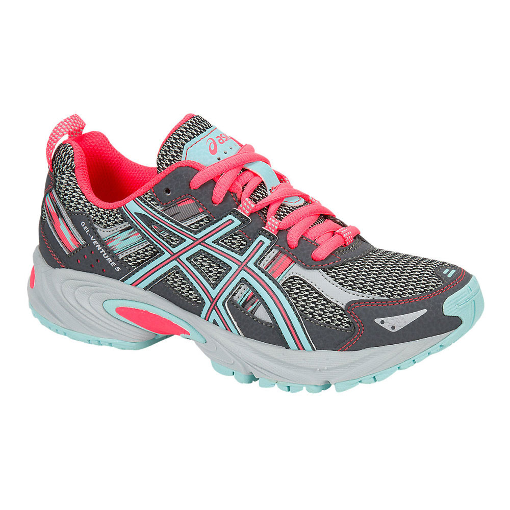 Asics Gel Venture 5 GS Junior Trail Running Shoes - 50%