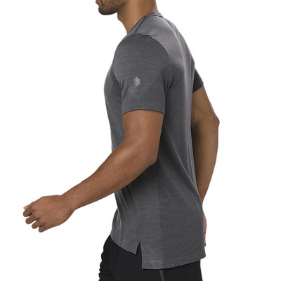 Asics Seamless Short-Sleeve Running T-Shirt