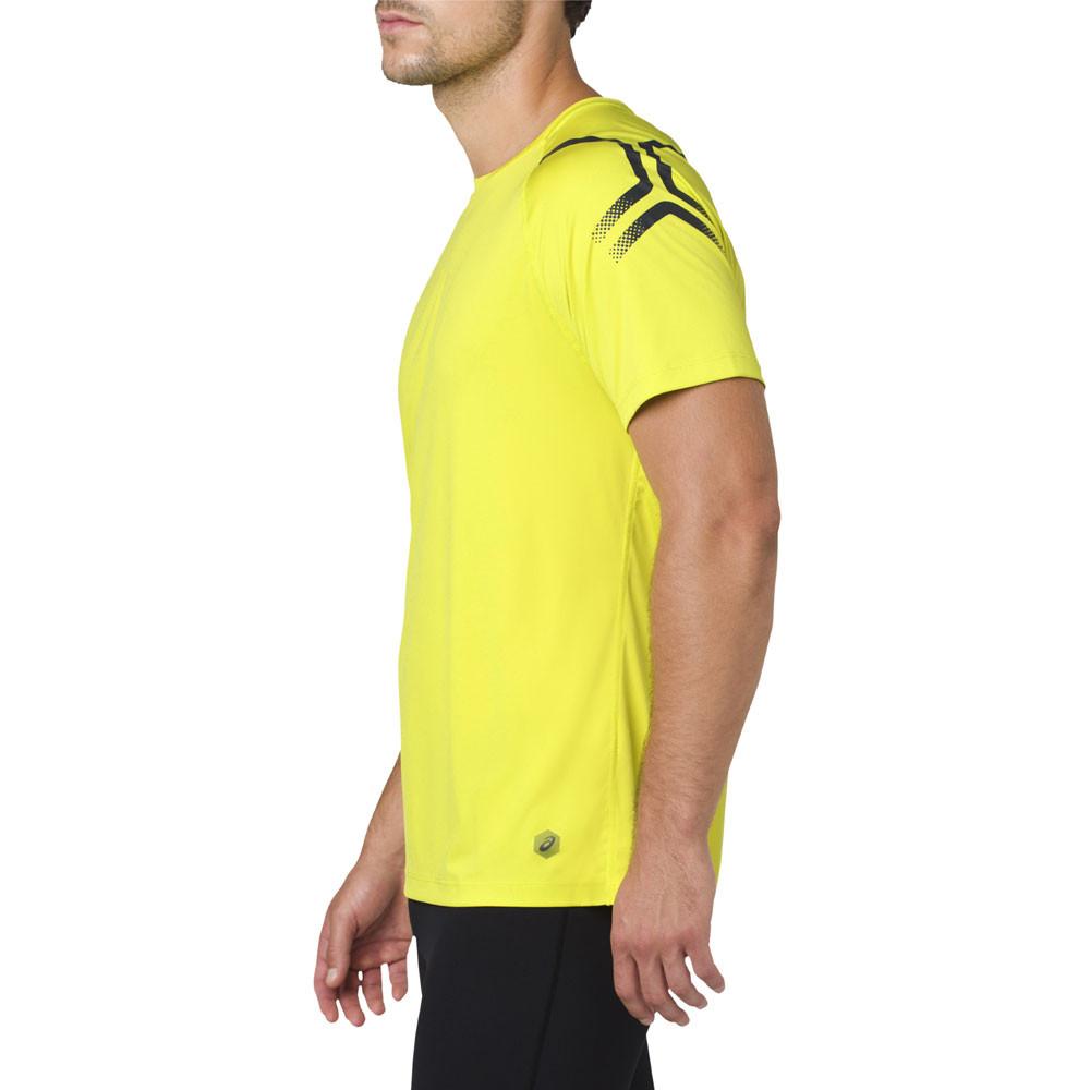 05a330f5 Asics Icon Short Sleeve Running T-Shirt - SS18