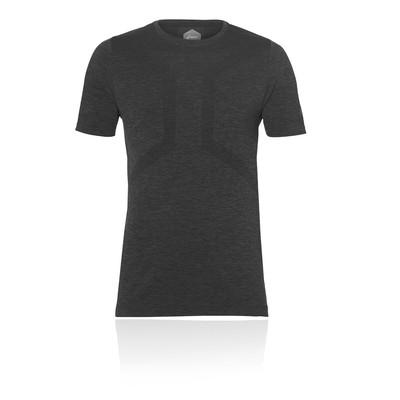 Asics sin costuras Short-Sleeve Training Top
