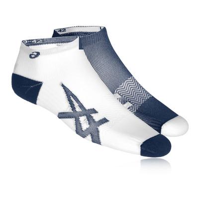 Asics 2PPK Lightweight Unisex Running Socks