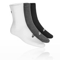 Asics Crew Running Socks (3 Pack) - AW18