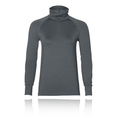 Asics Thermopolis Long Sleeve Women's 1/2 Zip Running Top