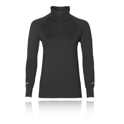 Asics Thermopolis Long Sleeve Women's 1/2 Zip Running Top - SS18