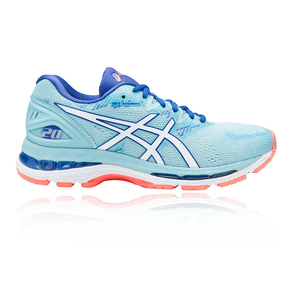 5425202b ASICS GEL-NIMBUS 20 Women's Running Shoes