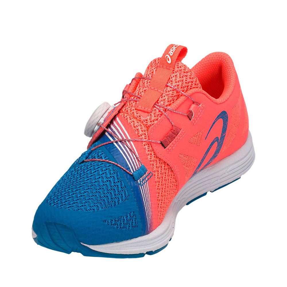 Dettagli su Asics Donna GEL 451 Scarpe da Ginnastica Corsa Sport Blu Arancione Rosa