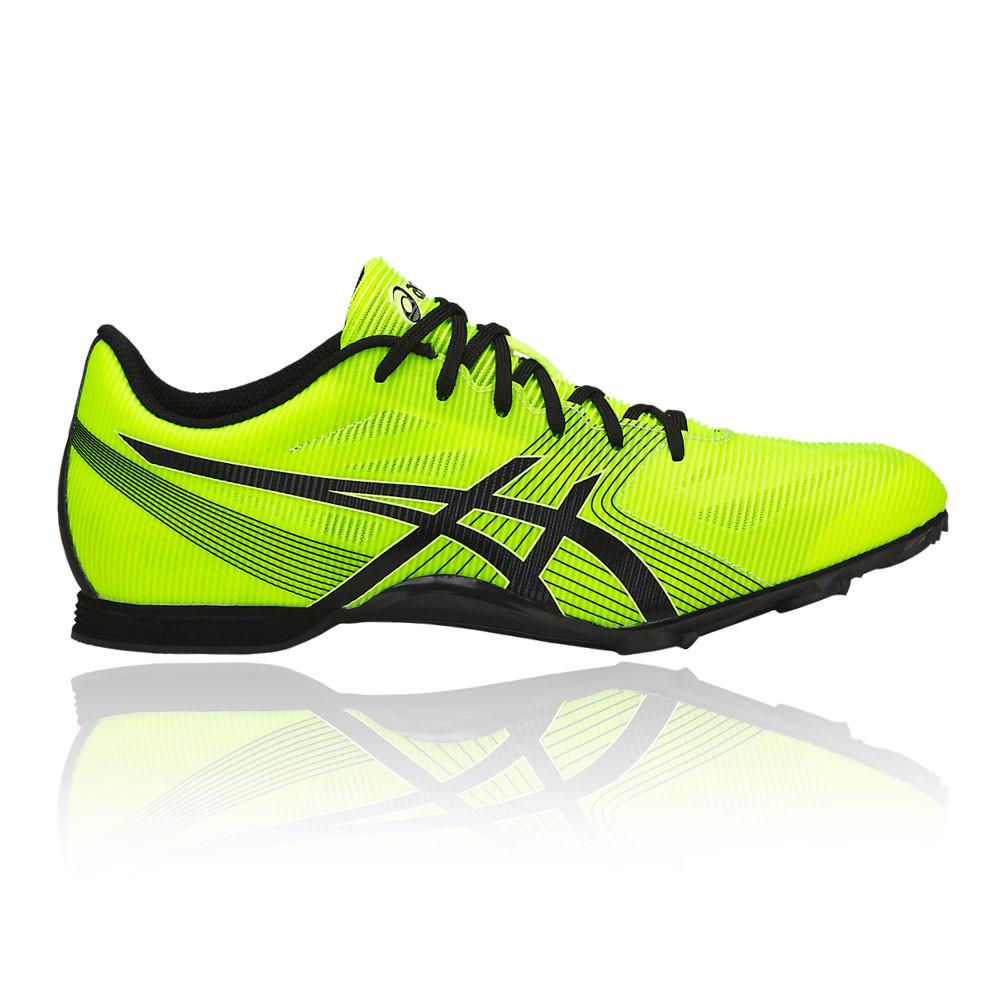 fb8050c54de Asics Unisexe Hyper MD 6 Chaussures De Course À Pointes Athlétisme Jaune