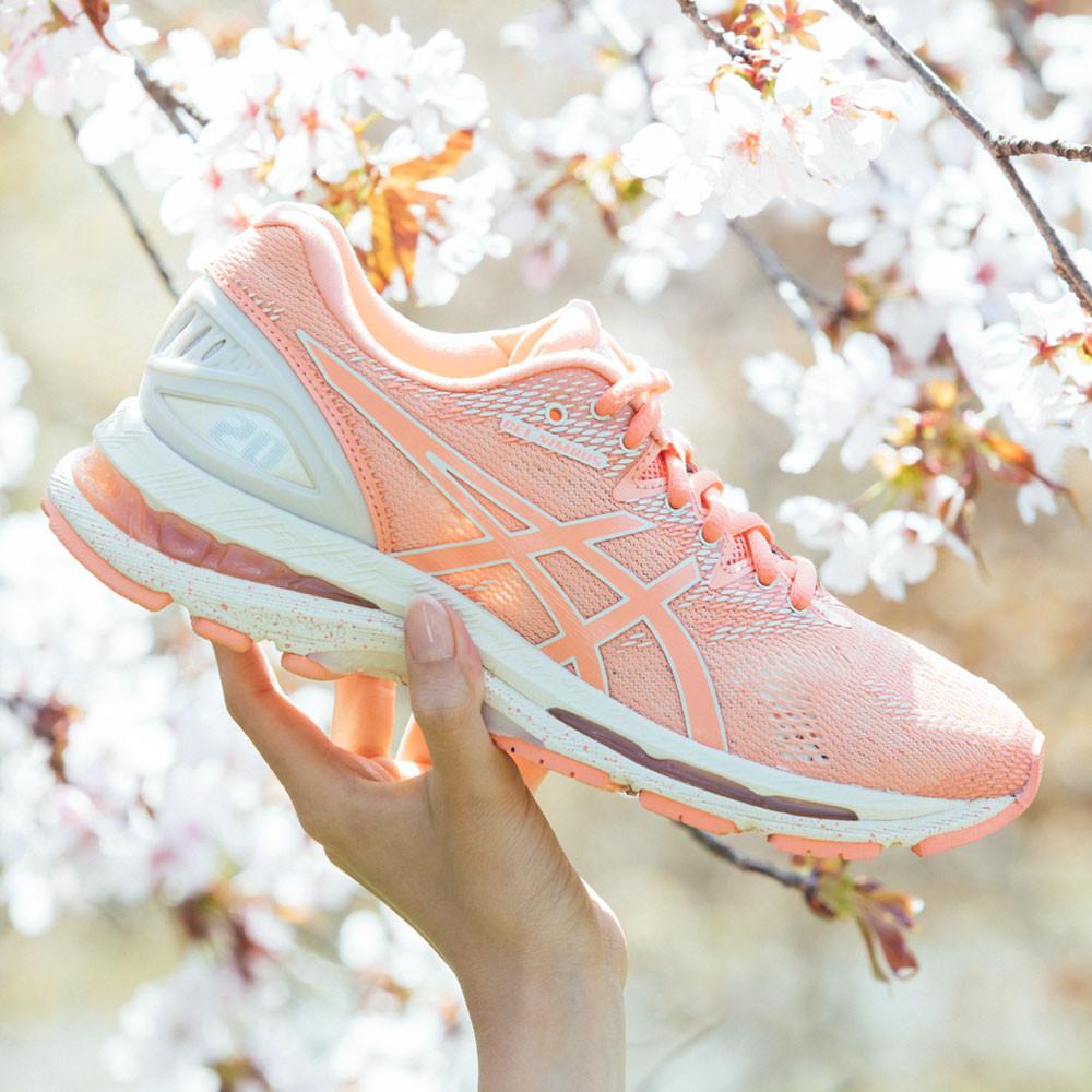 Asics Gel-Nimbus 20 per donna scarpe da corsa - SS18 - 50% di sconto ... 8c46fcc8de9
