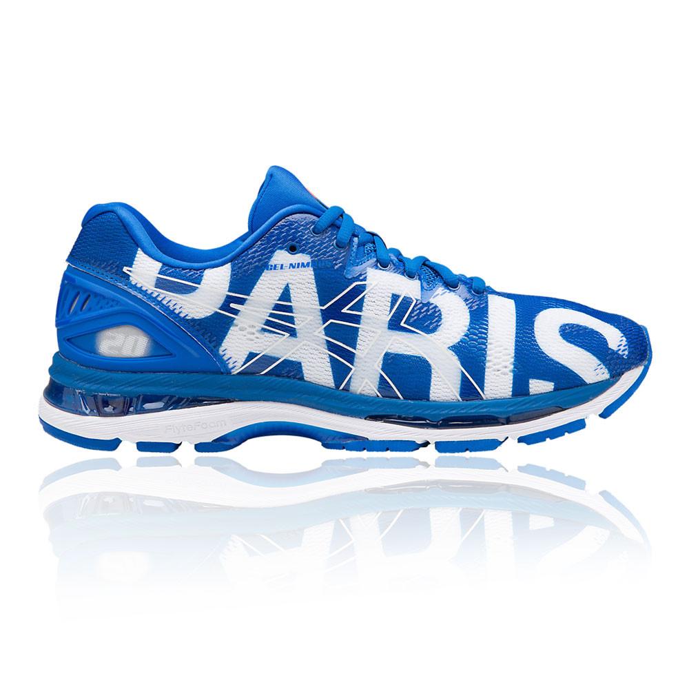 Asics Mens GEL Nimbus 20 Paris Running