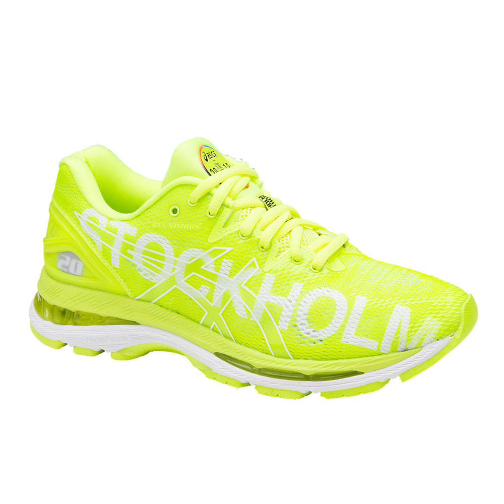 Asics GEL-Nimbus 20 Stockholm Women's Running Shoes - SS18