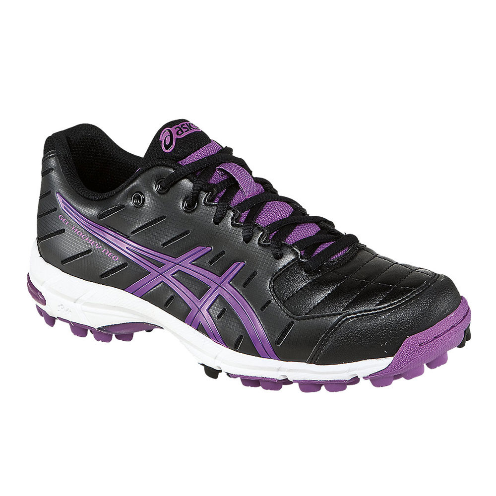 GEL Hockey Neo 3 Field Sports Schuhe Damen Schwarz