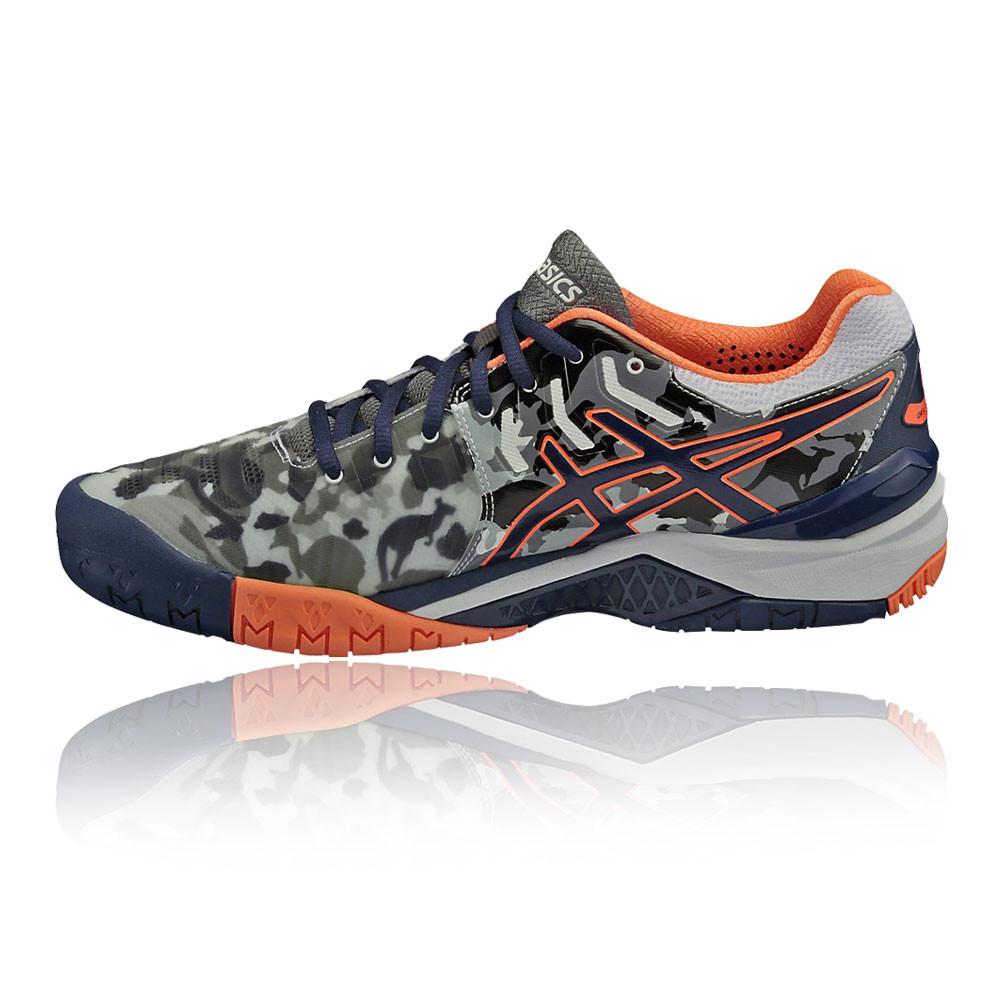 ... Asics GEL-RESOLUTION 7 L.E. MELBOURNE Tennis Shoes ...