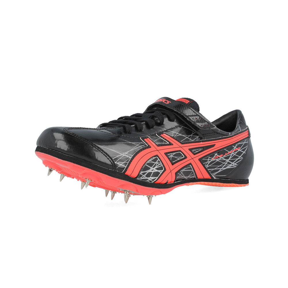 Chaussures Sports Jump Hommes Long À Pointes Pro Asics Noir v1qIxUFwF