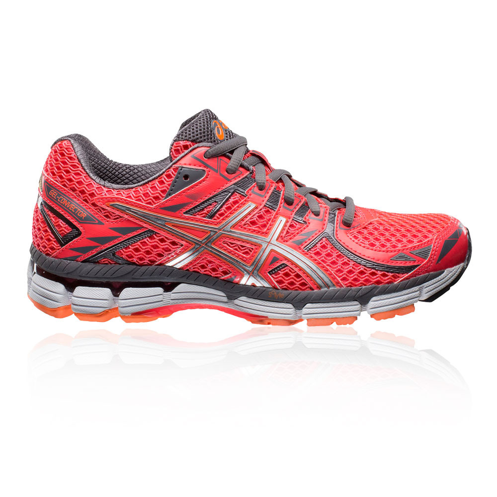 asics gel convector w recension