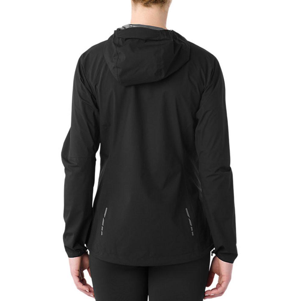 Asics Waterproof Women S Running Jacket Sportsshoes Com