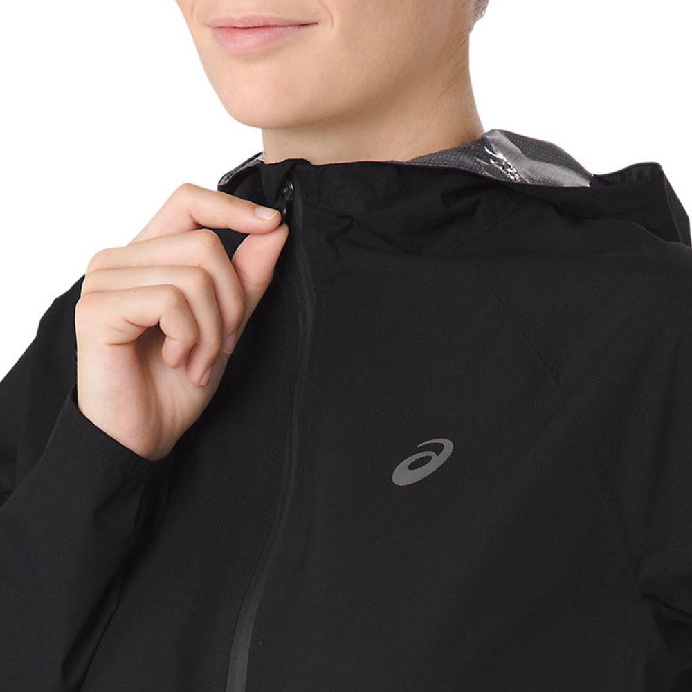 Asics imperméable femmes veste running