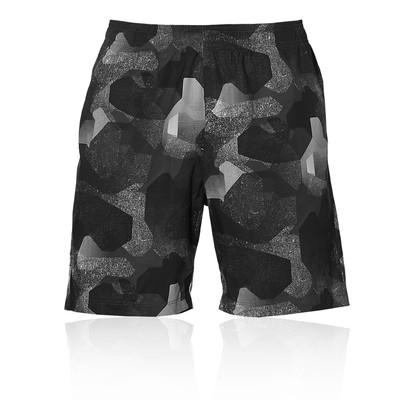 Asics FuzeX 7 pulgada Printed running pantalones cortos