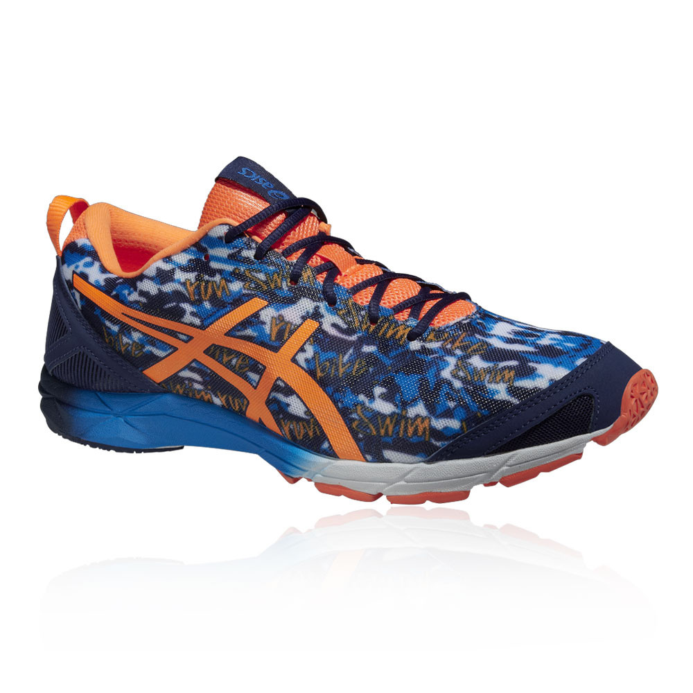 Shoes Orange Sneakers Trainers Asics Gel Mens Hyper Blue Running Tri xUgqwf
