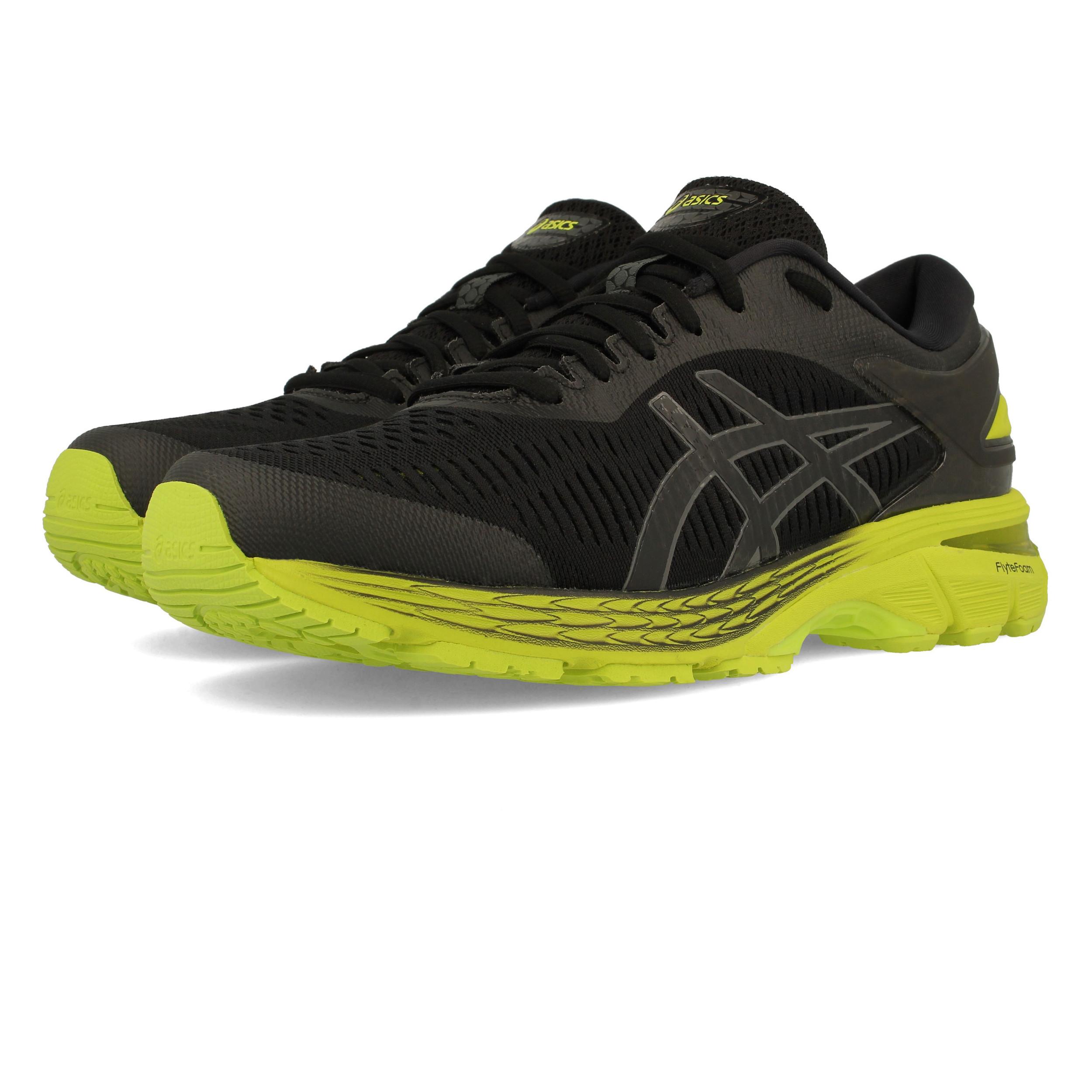 d1fc4816991 Asics Hommes Gel-Kayano 25 Chaussures De Course À Pied Baskets Sport Running