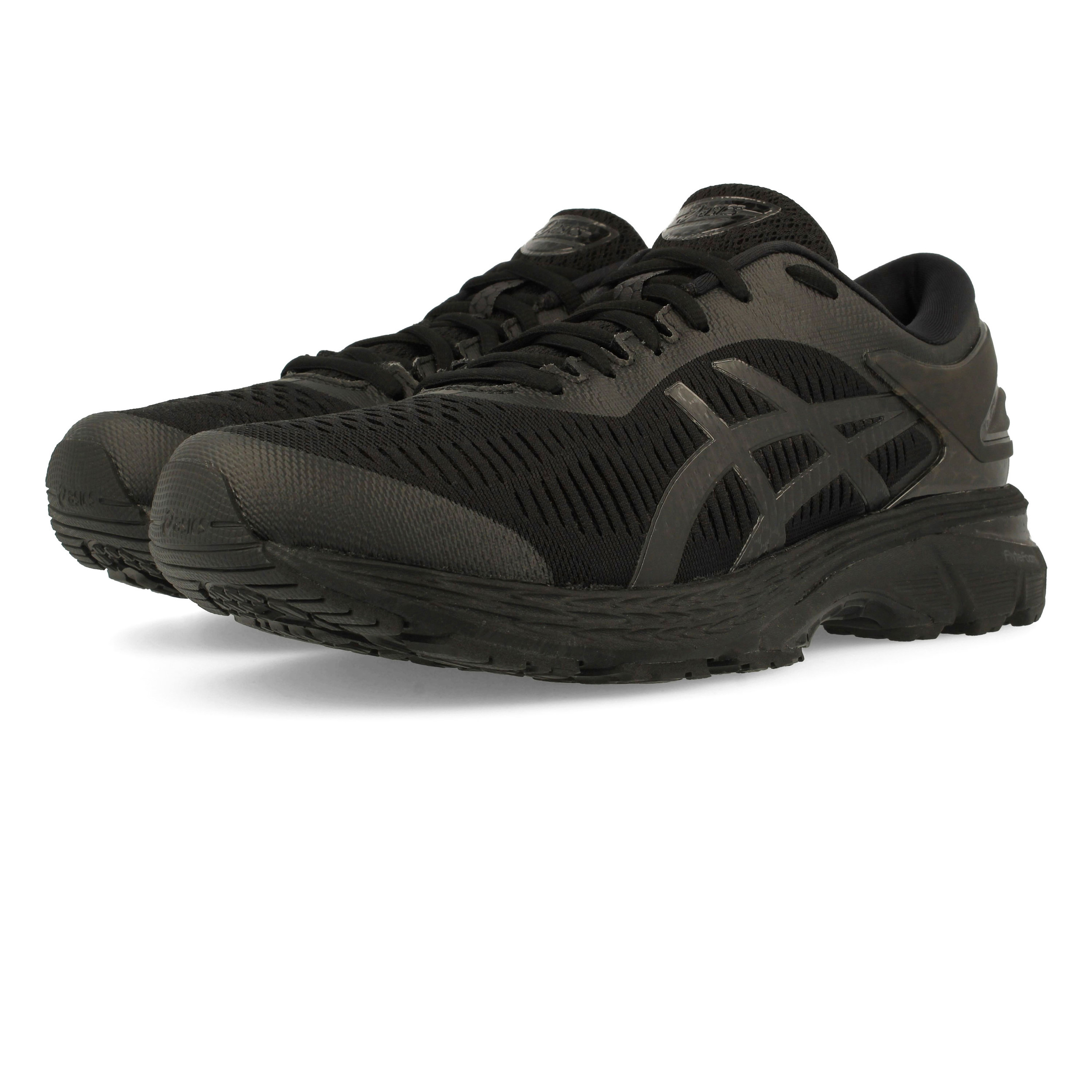 bcac5fa0cdaf9 Asics Mens Gel-Kayano 25 Running Shoes Trainers Sneakers Black Sports  Breathable