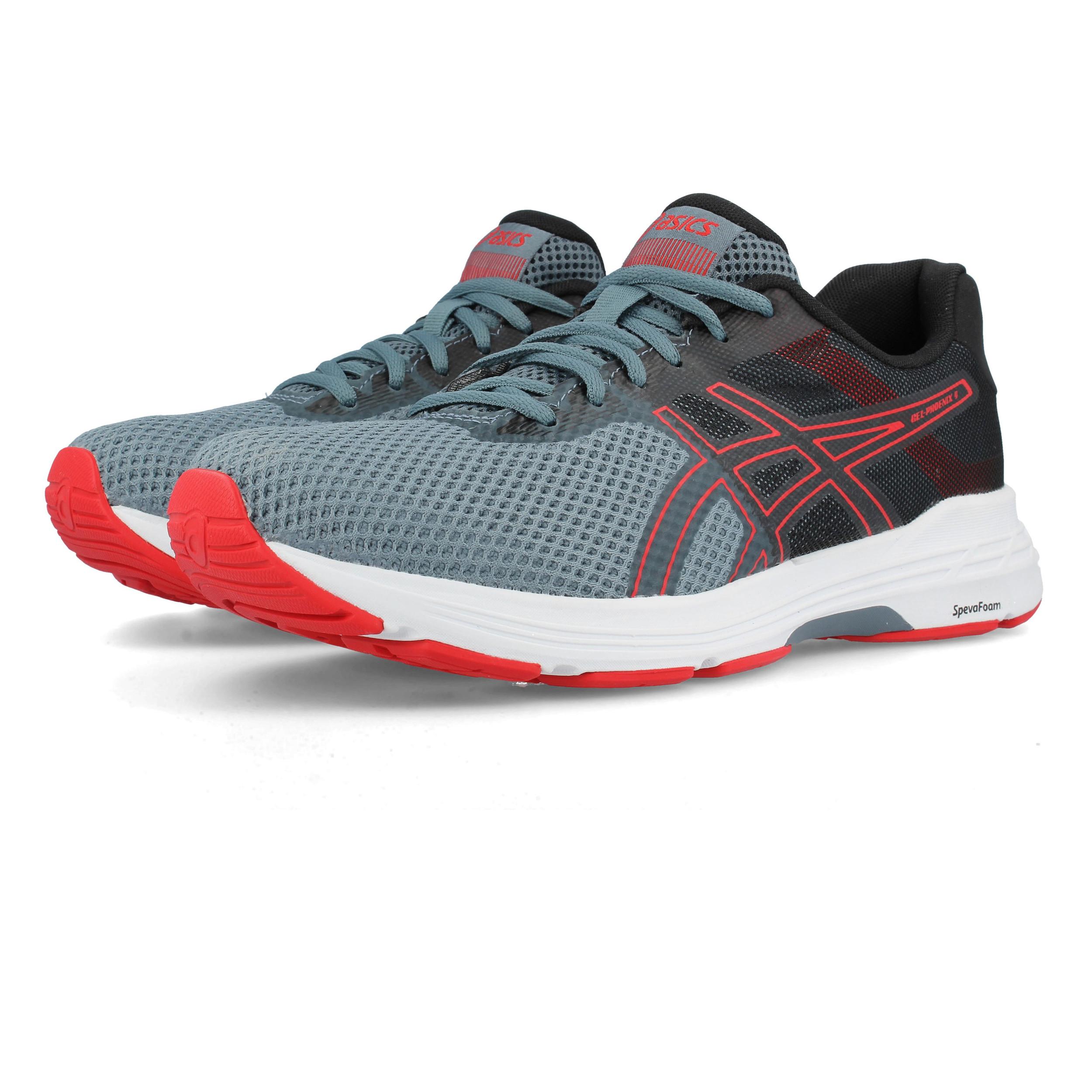 Transpirable Correr Hombre Gel Asics 9 Zapatillas Deporte Zapatos Detalles De Azul Phoenix J3uFKclT1