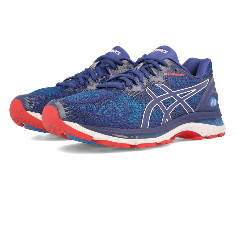 chaussures basses running femme asics gel nimbus 20