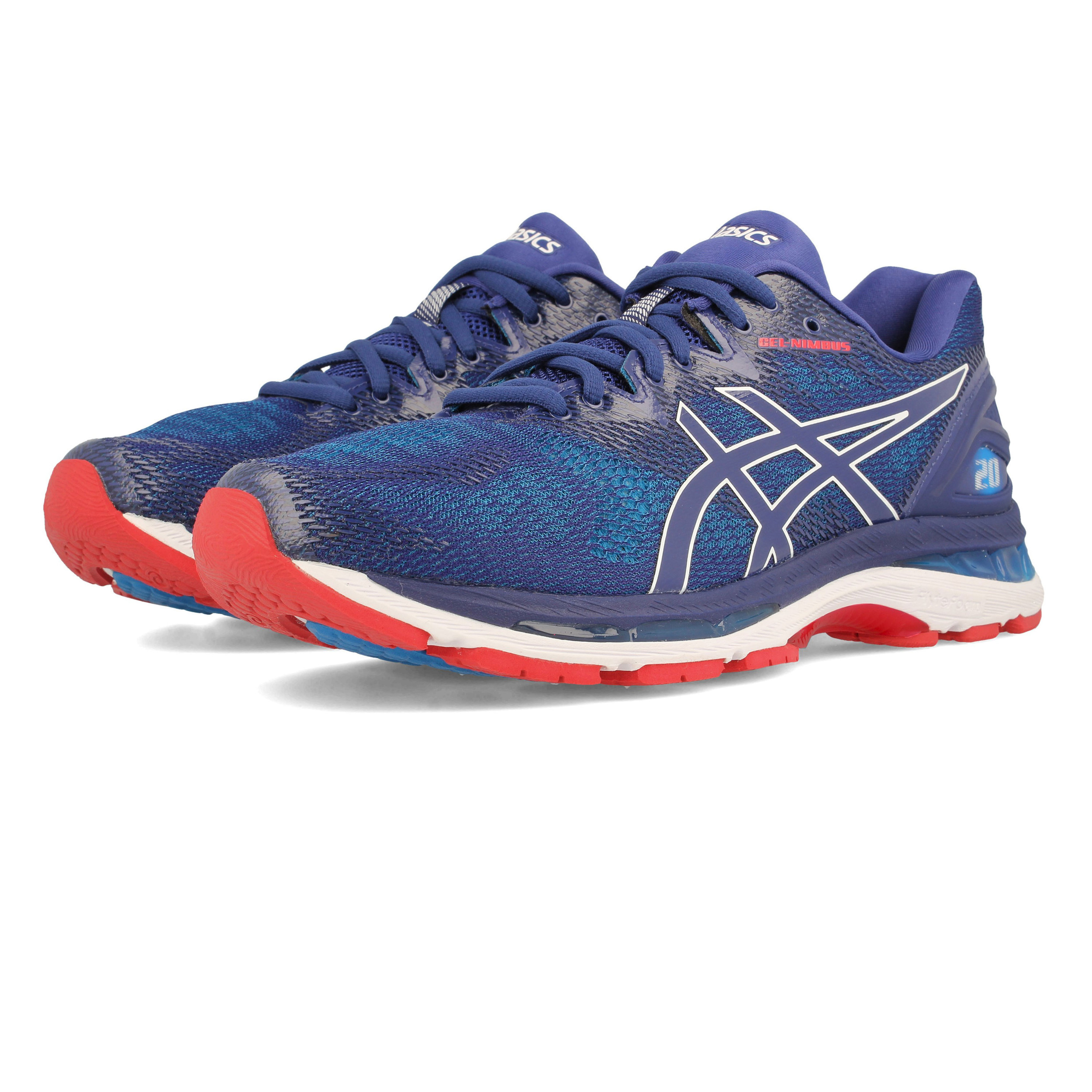Everything has been thought of to provide you with the most reliable,  comfortable running shoe. The ASICS Gel Nimbus 20, giving you absolutely no  excuse not ... 3051256dc3a6