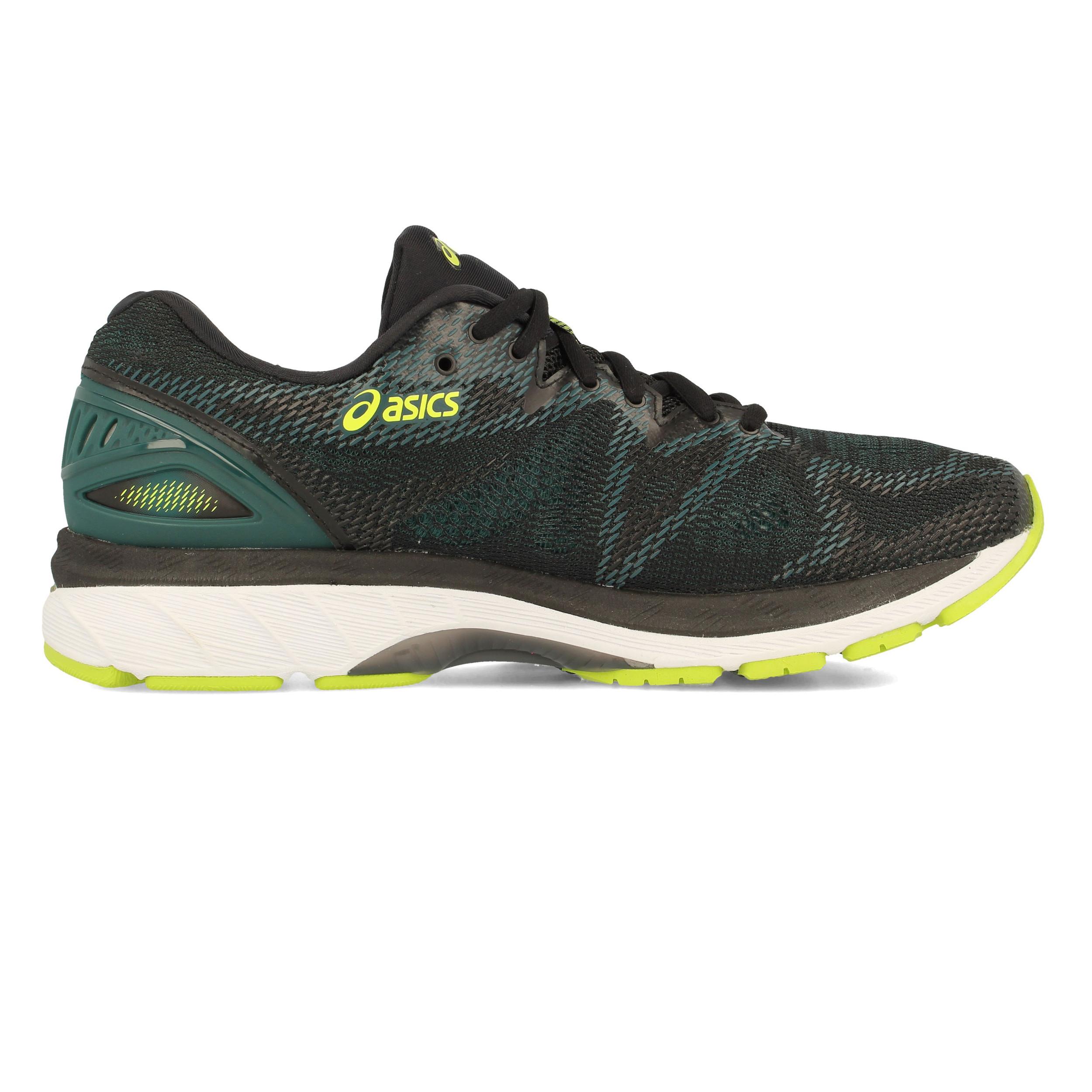 Asics Asics Asics Hombre Gel-nimbus 20 Correr Zapatos Zapatillas Verde Deporte Transpirable 41bee3
