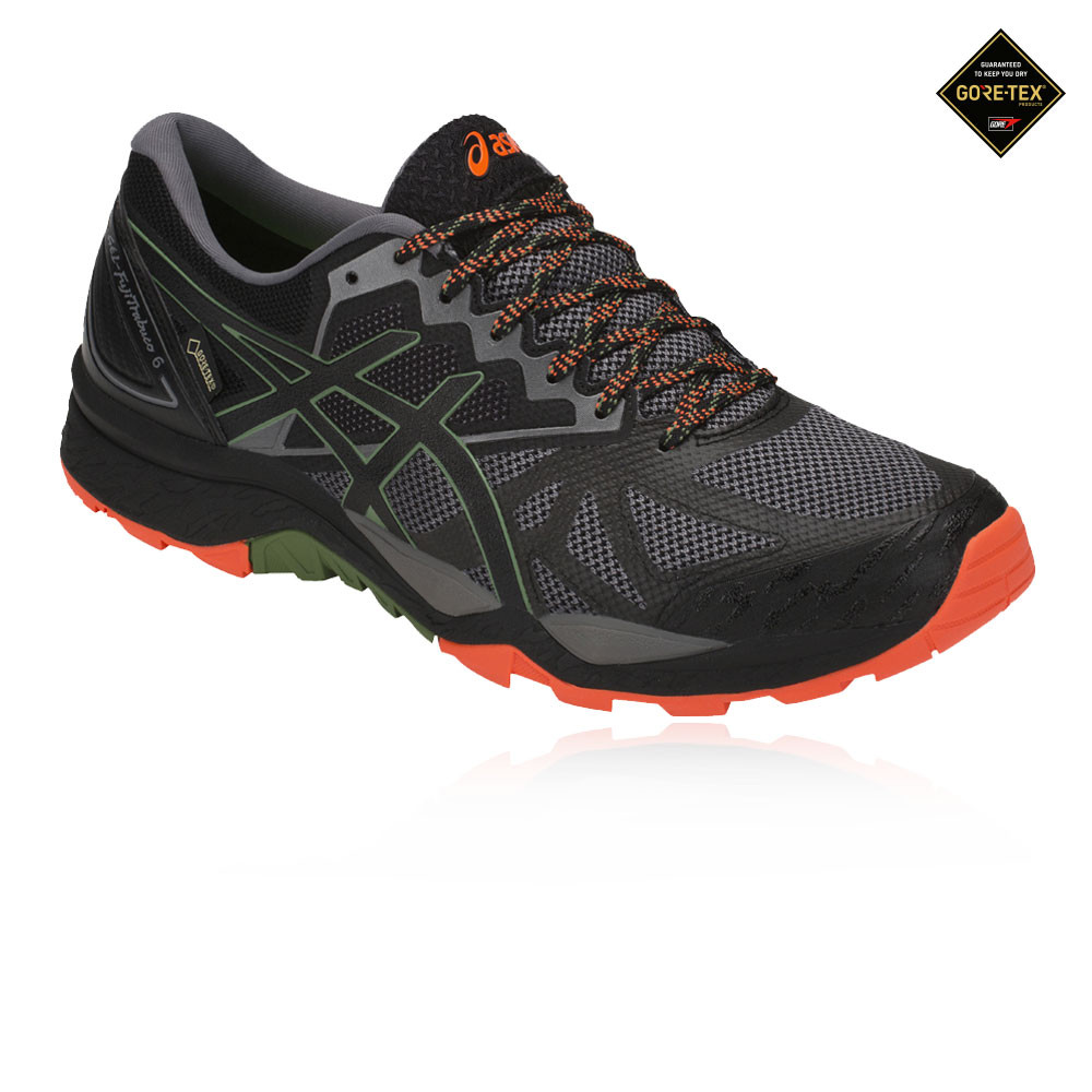 la moitié 43619 c9281 Asics Gel-FujiTrabuco 6 GORE-TEX Trail Running Shoes