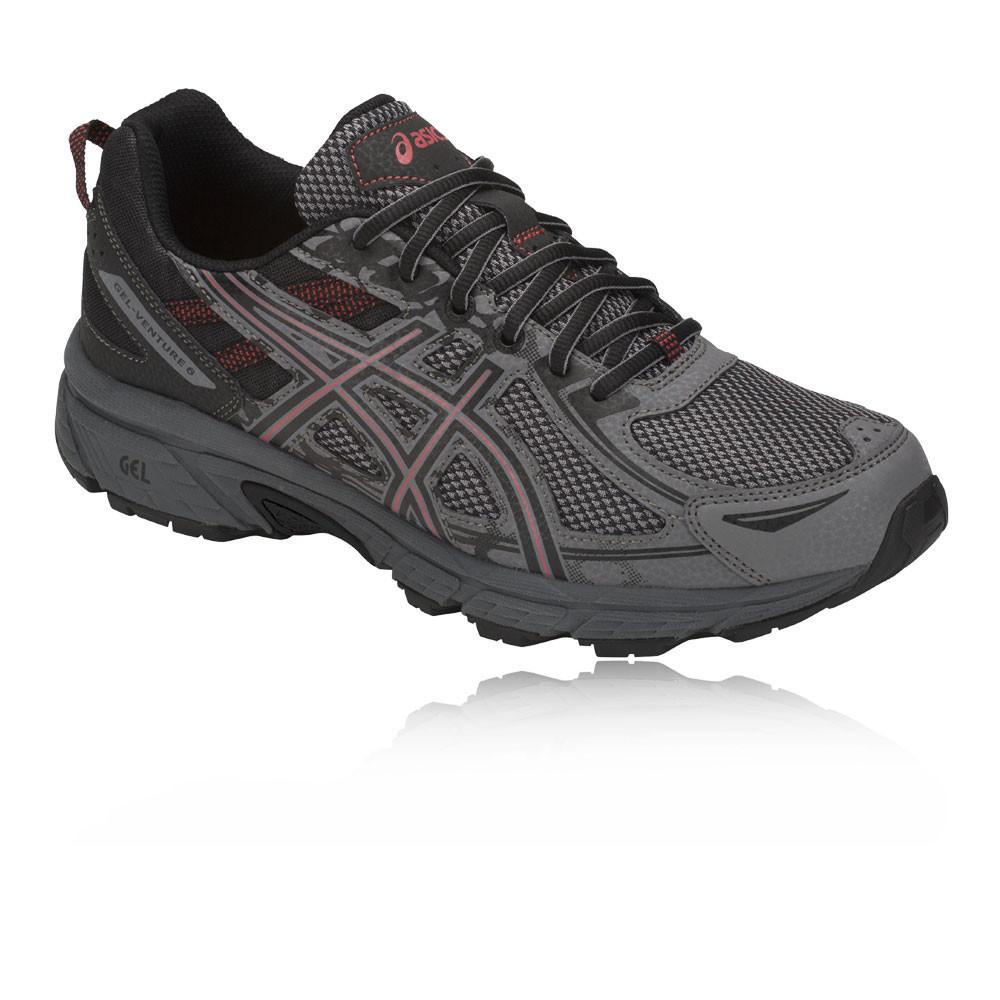 ASICS Uomo Gel-Venture 6 Trail Running  Sport Grigio