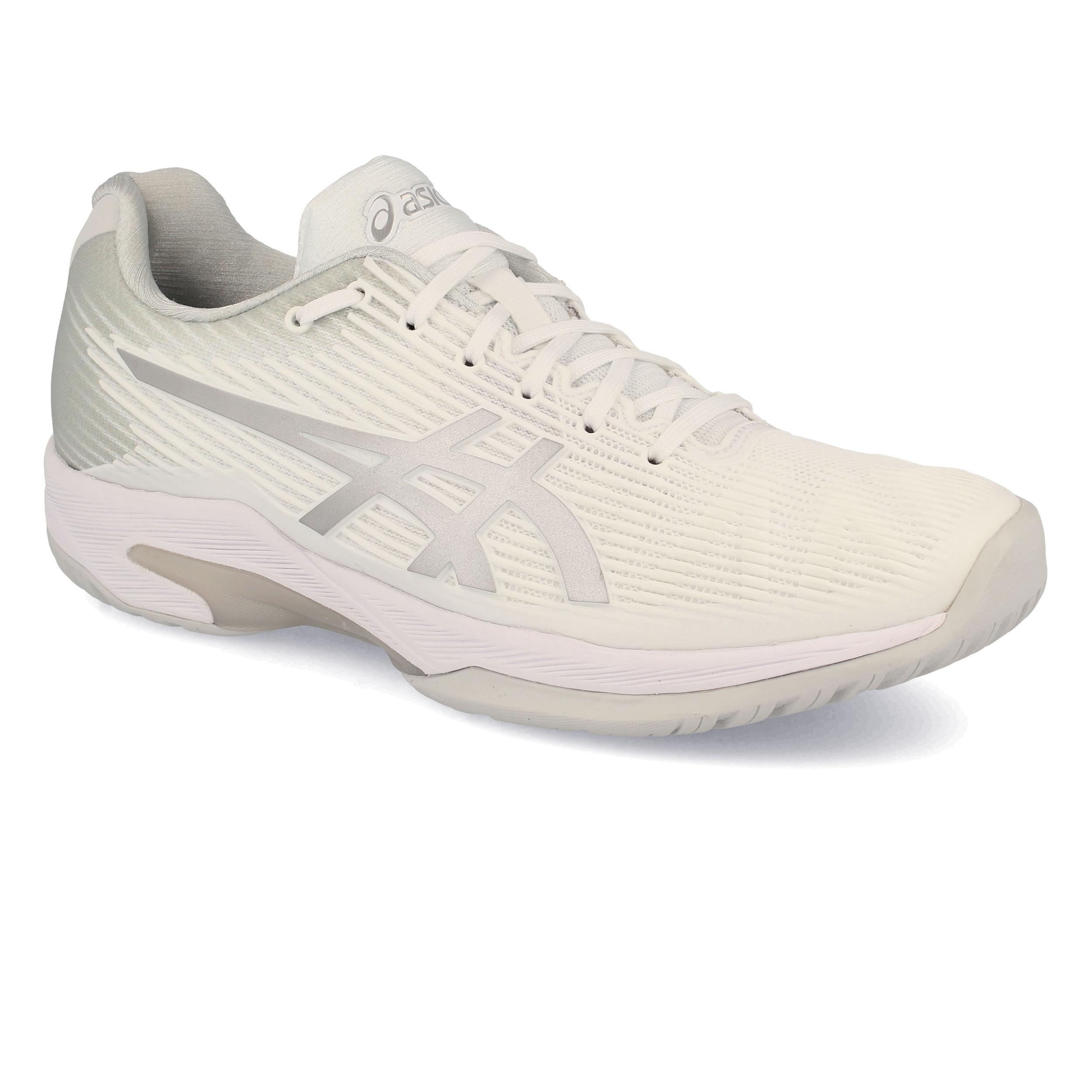 ASICS Uomo Gel Solution Speed FF Scarpe da Tennis Ginnastica Bianco Sport 3cc7873883f