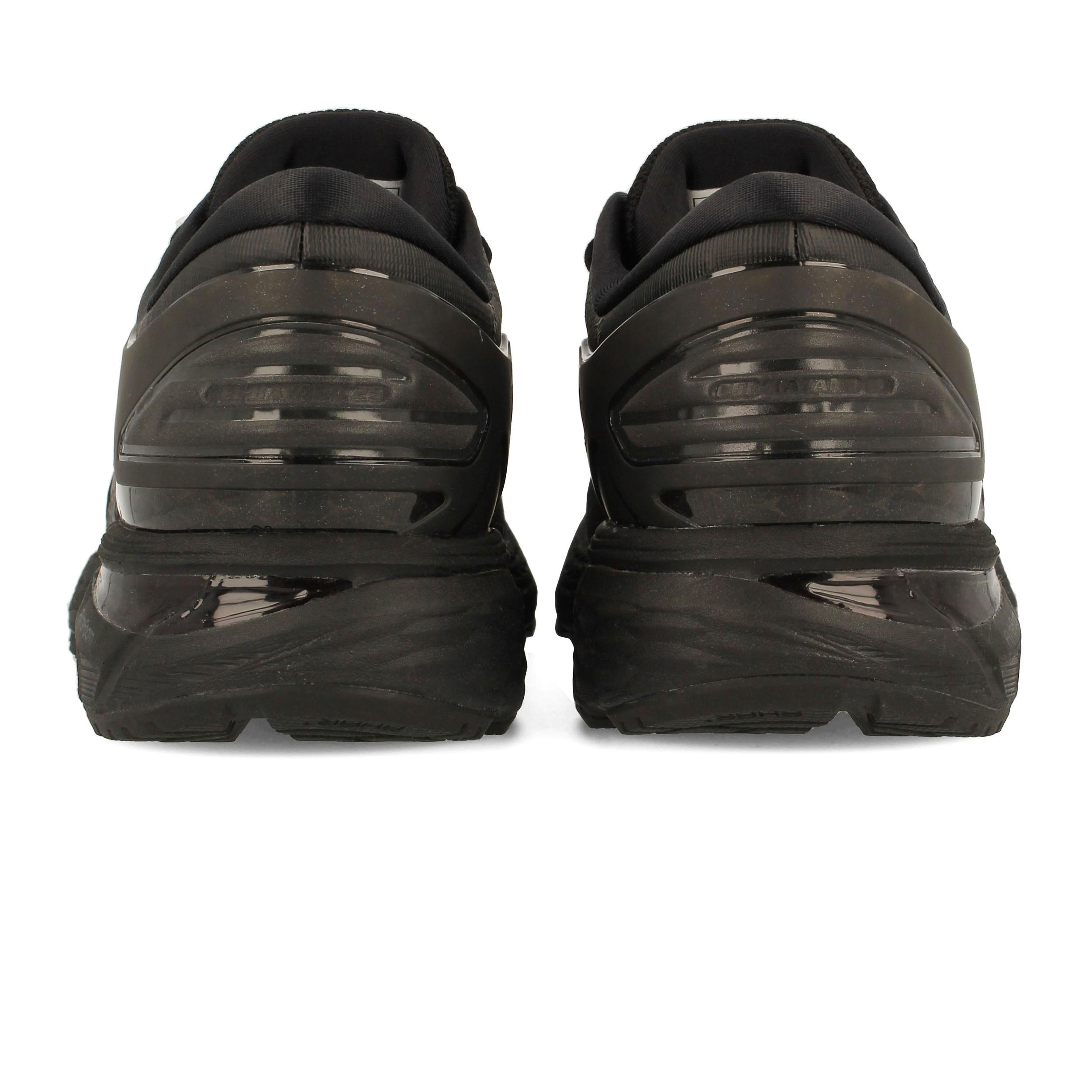 e2ad6bdc8 Asics Mujer Gel-kayano 25 Correr Zapatos Zapatillas Negro Deporte Runnnig