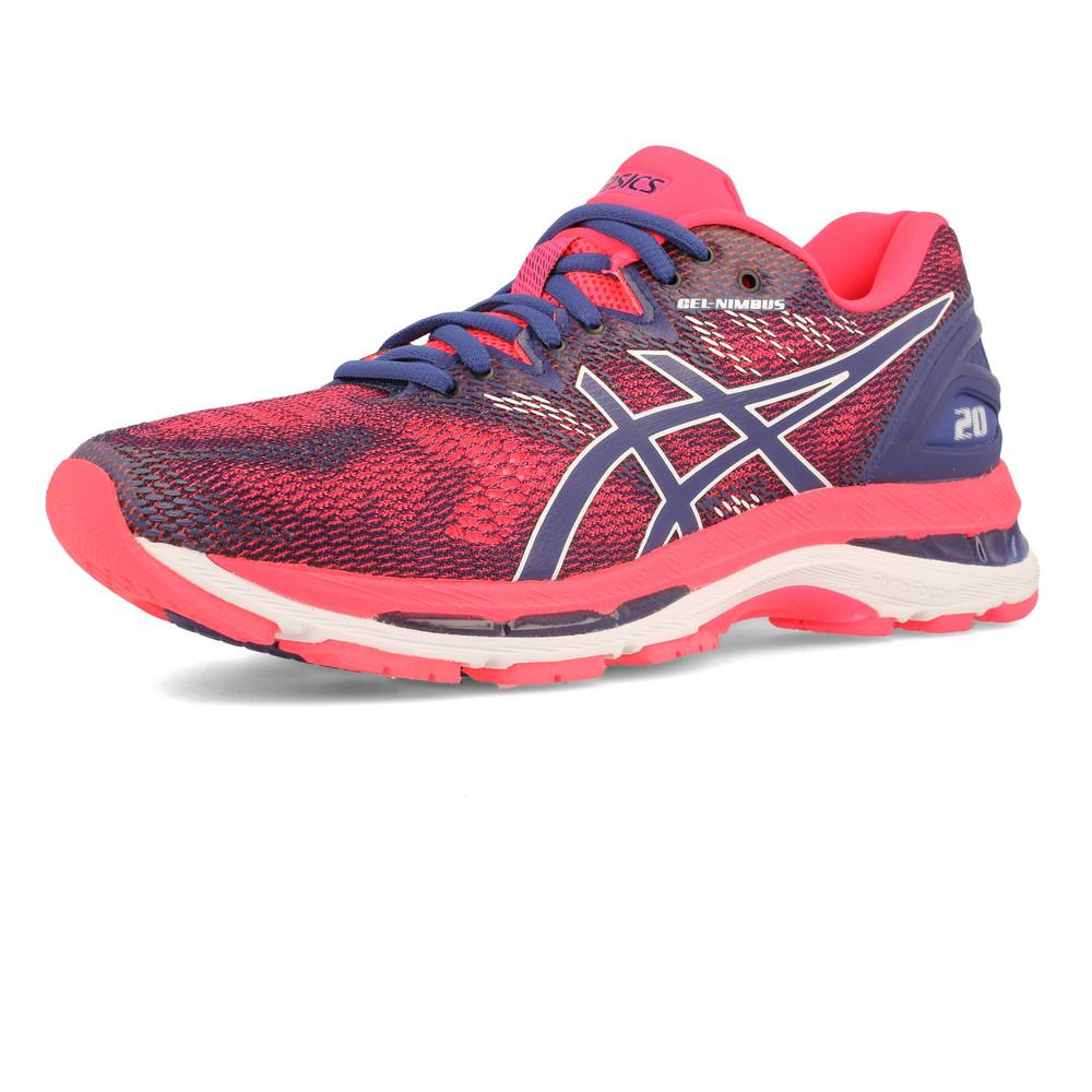 Asics Gel Nimbus 20 Women's Running Shoes AW18