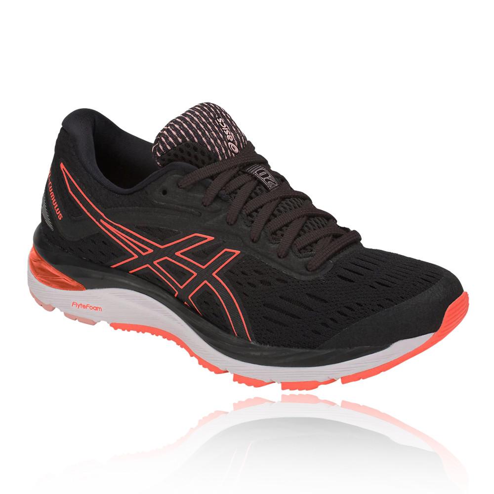 quality design 738fc d2d22 Asics Mujer Gel-cumulus 20 Correr Zapatos Zapatillas Negro Deporte Running