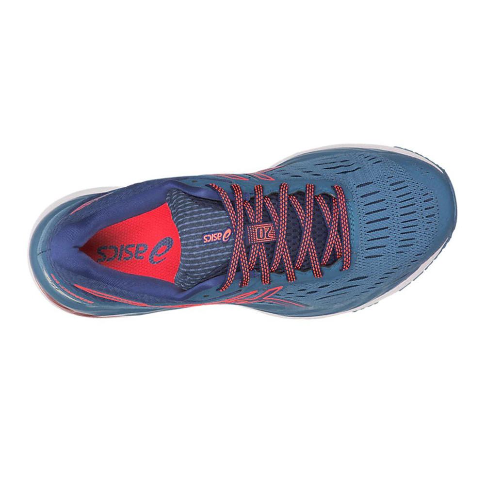 5cdf28000b848 Asics Mujer Gel-cumulus 20 Correr Zapatos Zapatillas Azul Deporte Running