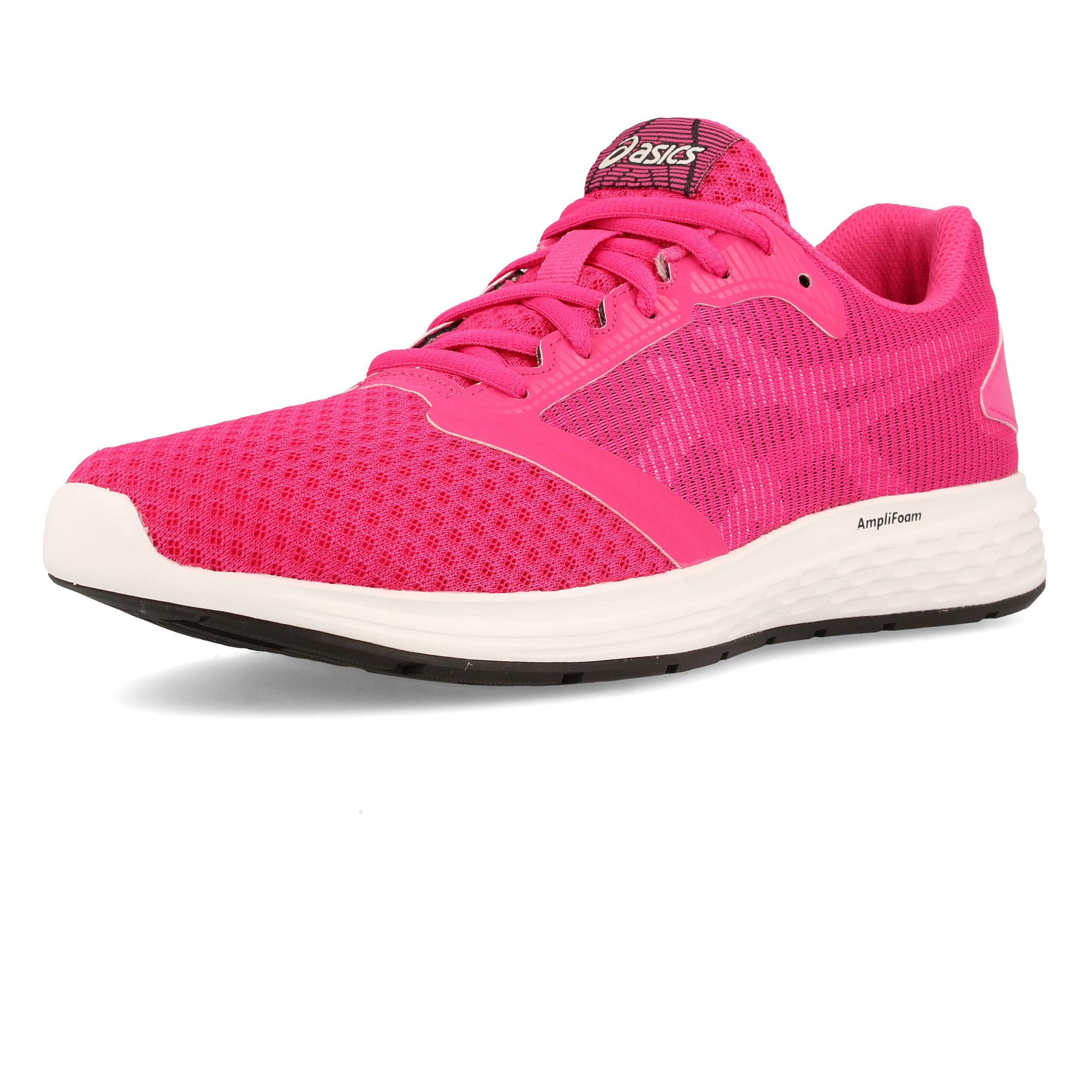 Asics Baskets Femme Patriot 10 Chaussures De Course Baskets Asics Baskets ROSE SPORT respirant fe6087