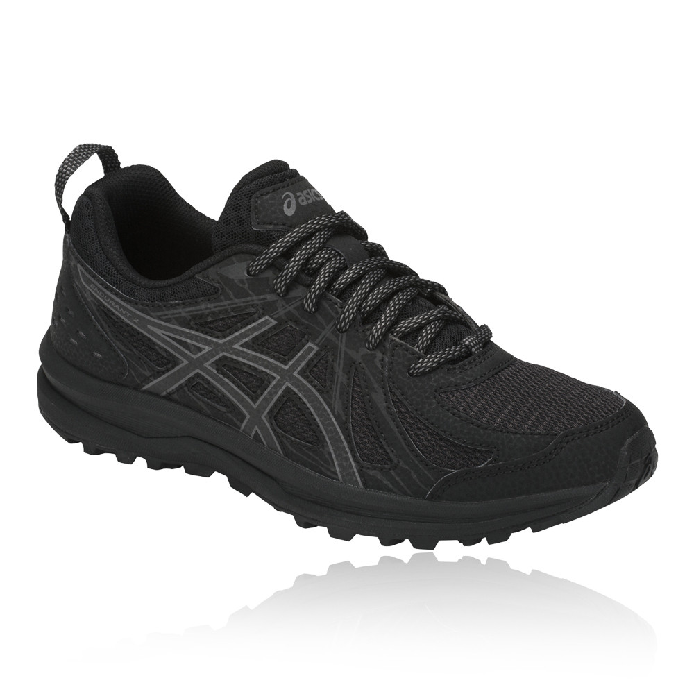 Asics Womens Frequent XT Trail Running Shoes Trainers Sneakers Black Sports 1e0c1f8a13