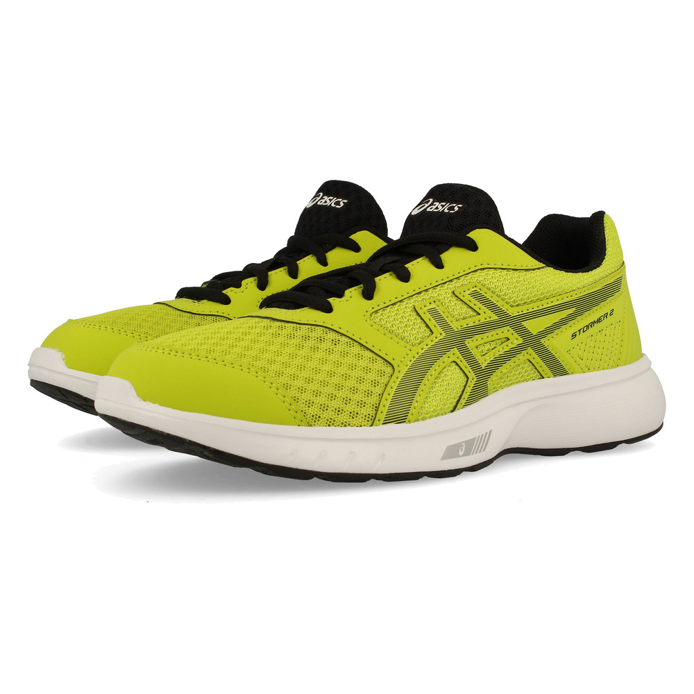5cde0cf3f3db3 Asics Stormer 2 GS Junior zapatillas de running - AW18 - 20 ...