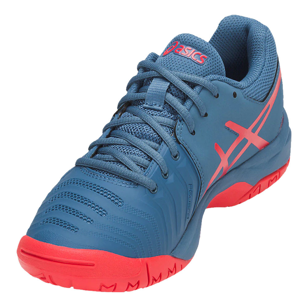 44603e4bf Asics Gel-Resolution 7 GS Junior zapatillas de tenis - AW18 - 50 ...