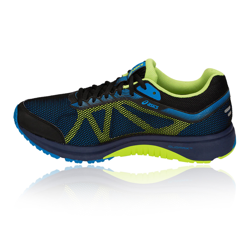 84b3d34570 An AHAR (ASICS High Abrasion Resistant rubber) outsole completes the GT-1000  7 GORE-TEX; it is strategically placed in high-stress areas to supply  excellent ...