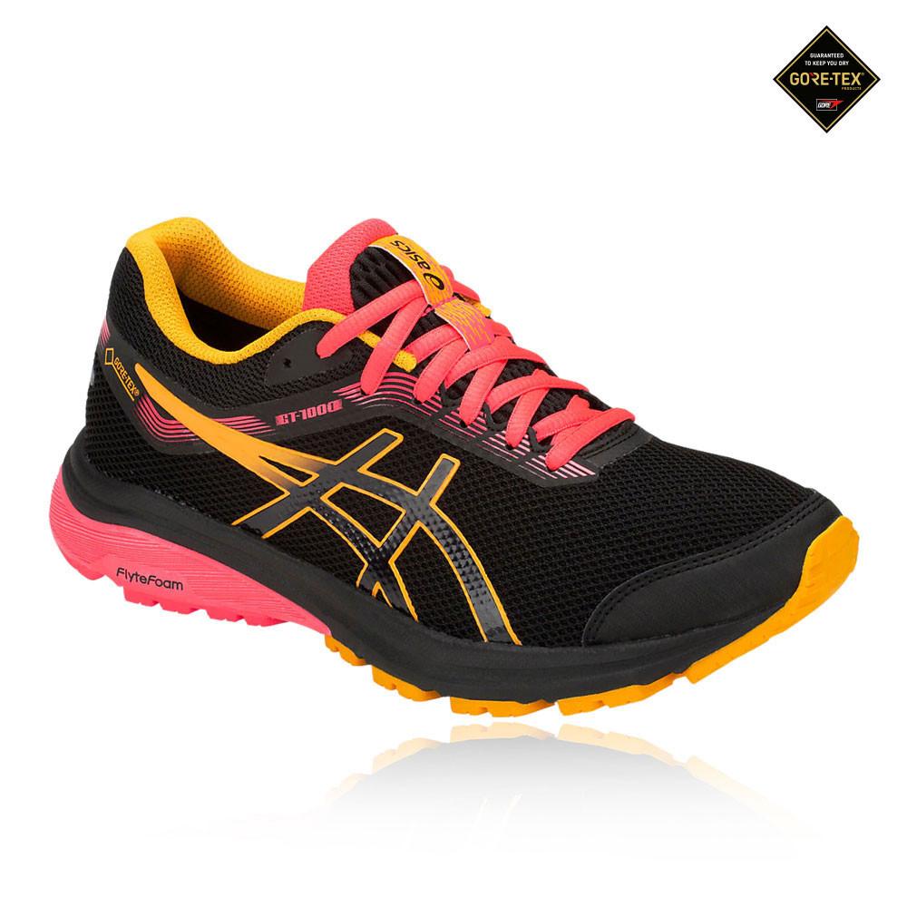 Asics De Femmes Chaussures 7 Running Gt 1000 Tex Gore yvNn0wP8Om