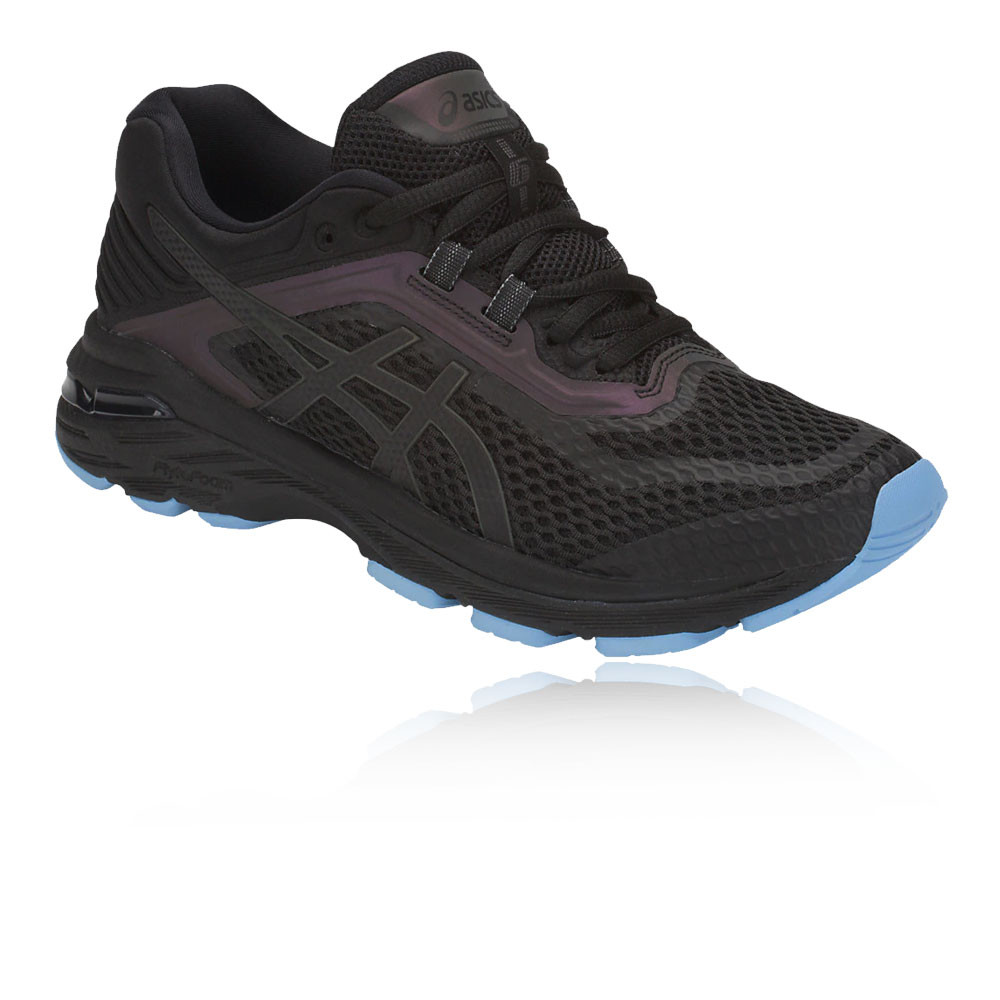 Details about Asics Womens GT-2000 6 Lite Show Running Shoes Trainers  Sneakers Black Sports